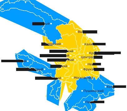 Купчино.  Услуги компьютерной помощи предоставляются в следующих районах СПб.  Красносельский.  Ломоносовский.